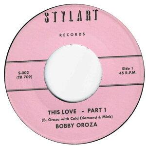 Bobby Oroza 歌手頭像
