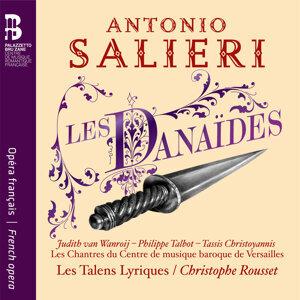 Les Chantres du Centre de musique baroque de Versailles, Olivier Schneebelli, Les Talens Lyriques, Christophe Rousset Foto artis