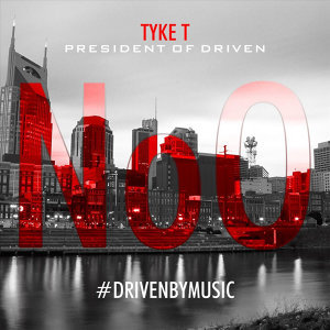 Tyke T the President of Driven Foto artis