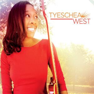 Tyeschea West Foto artis