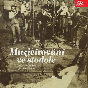 Cimbálová muzika Jaroslava Čecha Foto artis