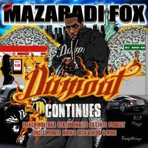 Mazaradi Fox Foto artis