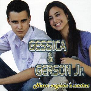 Géssica & Gerson Jr. Foto artis
