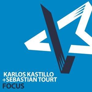 Karlos Kastillo, Sebastian Tourt Foto artis