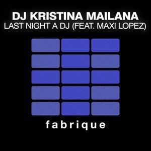 DJ Kristina Mailana featuring Maxi Lopez Foto artis