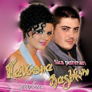 Valbona Spahiu, Bashkim Spahiu Foto artis