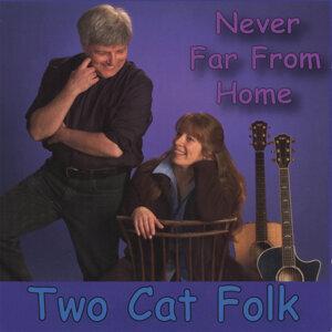 Two Cat Folk Foto artis