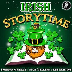 Brendan O'Reilly, Storytellers, Reg Keating Foto artis