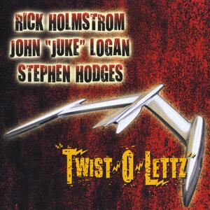 "Rick Holmstrom, John ""Juke"" Logan & Stephen Hodges Foto artis"