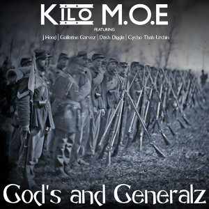 Kilo M.O.E Feat. J. Hood, with Guillotine Garvez, and Dash Diggla Foto artis