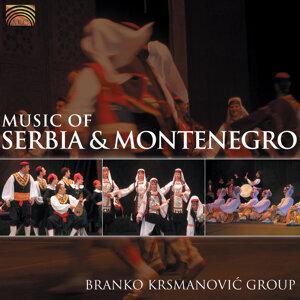 Branko Krsmanovic Group Foto artis