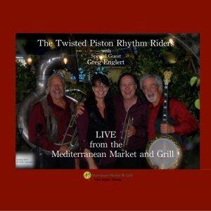 The Twisted Piston Rhythm Riders, Greg Englert Foto artis