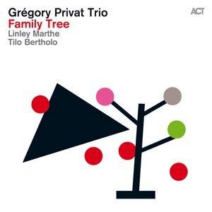 Grégory Privat with Linley Marthe & Tilo Bertholo Foto artis