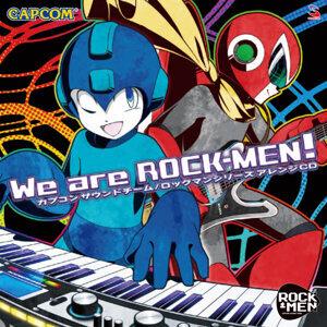 ROCK-MEN 歌手頭像