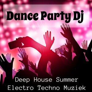 Trance Dance & Eurodance Eurobeat Dance Party People Club & Yoga Dance Trainer Foto artis