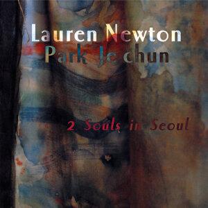 Lauren Newton, Park Je Chun Foto artis