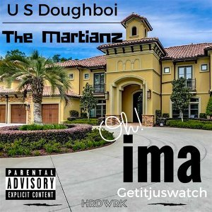 U S Doughboi, The Martianz Foto artis