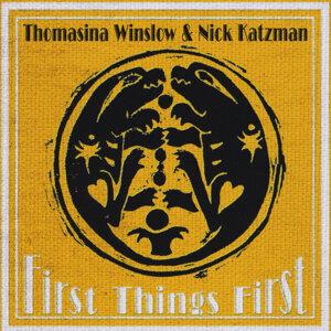 Thomasina Winslow & Nick Katzman Foto artis