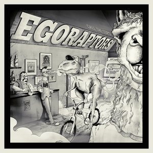 The EgoRaptors Foto artis