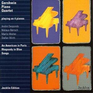 Gershwin Piano Quartet Foto artis
