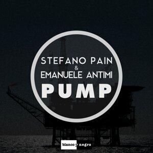 Stefano Pain, Emanuele Antimi Foto artis