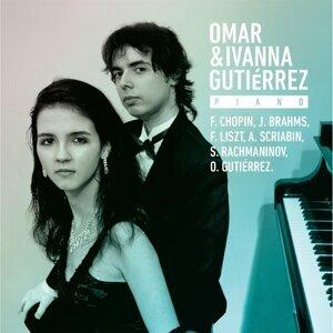 Omar Salvador Gutiérrez García, Ivanna Gutiérrez García Foto artis
