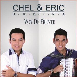 Chel y Eric Urbina Foto artis