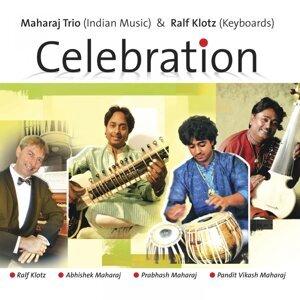 Maharaj Trio, Ralf Klotz Foto artis