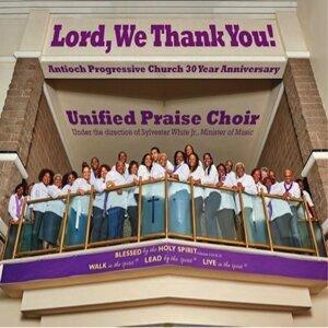 Minister Sylvester White Jr., Antioch Progressive Church Unified Praise Choir Foto artis