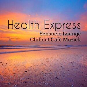 Spa Lounge Music Therapist & Ethno Lounge Music Dj & Ontspanningsmassage Muziek Club Foto artis