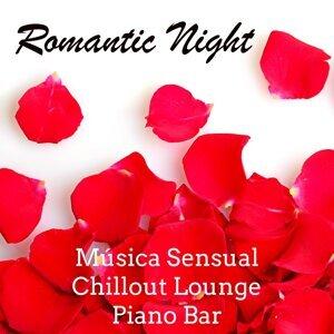Chill Lounge Solo Piano Masters & Hotel Portofino Lounge Café & Romantic Piano Foto artis