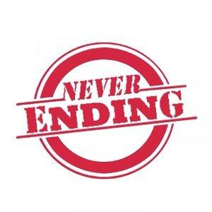 Never Ending Foto artis