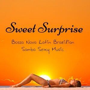 New York Jazz Lounge & Bossa Nova Latin Jazz Piano Collective & Musica Sensual Jazz Latino Club Foto artis