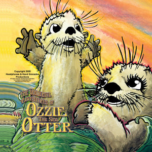 The Wonderful Adventures of Ozzie the Sea Otter Foto artis