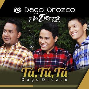 Dago Orozco y la Tierra Foto artis