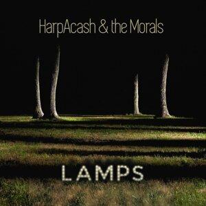HarpAcash & the Morals Foto artis