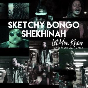 Sketchy Bongo & Shekhinah Foto artis