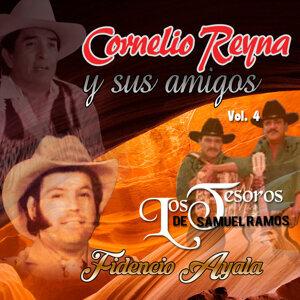Cornelio Reyna y Sus Amigos Foto artis