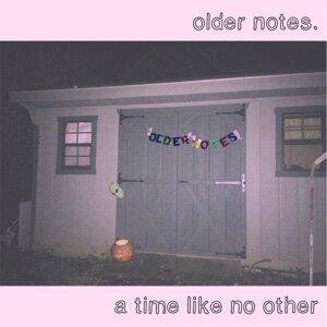 Older Notes. Foto artis