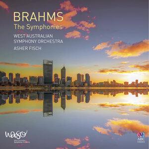West Australian Symphony Orchestra, Asher Fisch Foto artis
