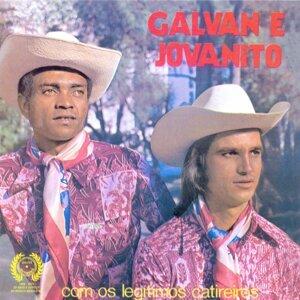 Galvan e Jovanito Foto artis