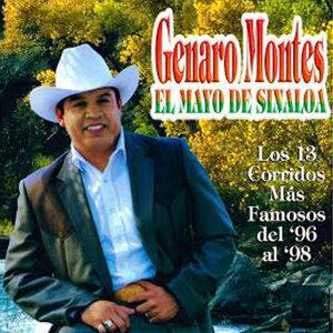 Genaro Montes El Mayo de Sinaloa Foto artis