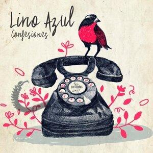 Lino Azul Foto artis