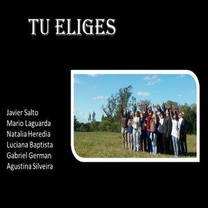 Javier Salto, Mario Laguarda, Natalia Heredia, Luciana Baptista, Gabriel German & Agustina Silveira Foto artis