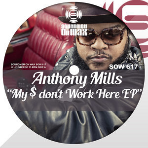 Anthony Mills 歌手頭像