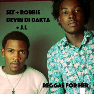 Sly & Robbie, Devin Di Dakta, JL Foto artis