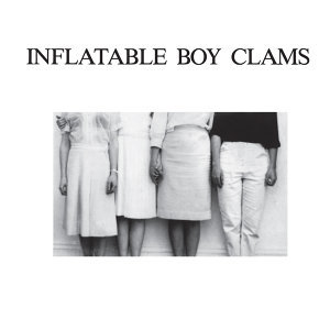 Inflatable Boy Clams Foto artis