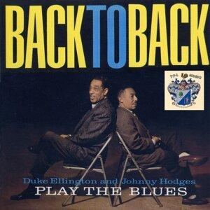 Duke Ellington and Johnny Hodges Foto artis