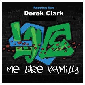 Rapping Dad Derek Clark Foto artis