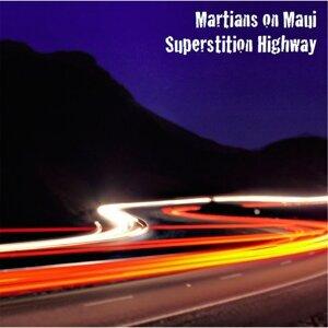 Martians on Maui Foto artis